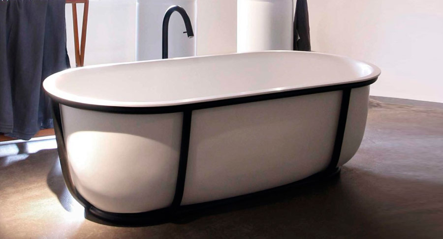 Vasca Da Bagno Boffi Prezzo : Agape cuna vasca da bagno by patricia urquiola shop