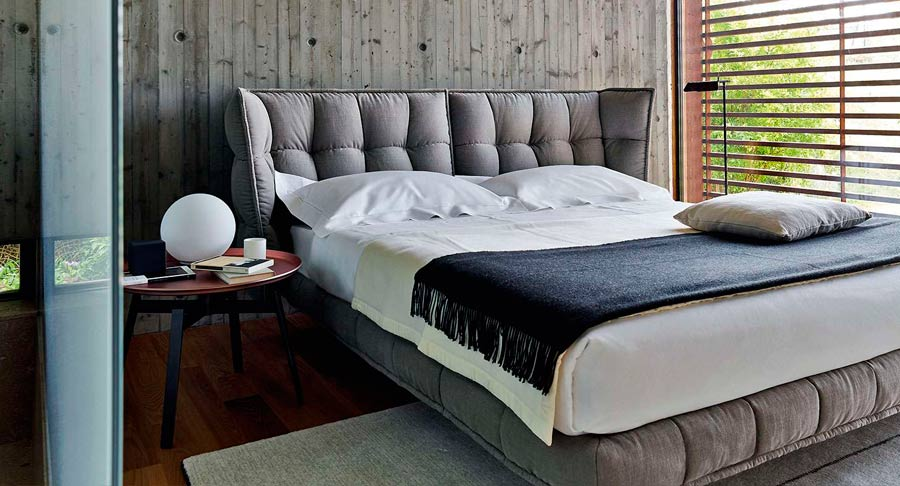 Letti Design Outlet.B B Italia Husk Bed Design Patricia Urquiola Shop