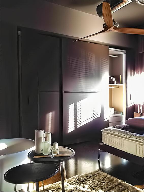 Outlet cabine armadi e guardaroba boffi b b maxalto for Outlet arredamento casa