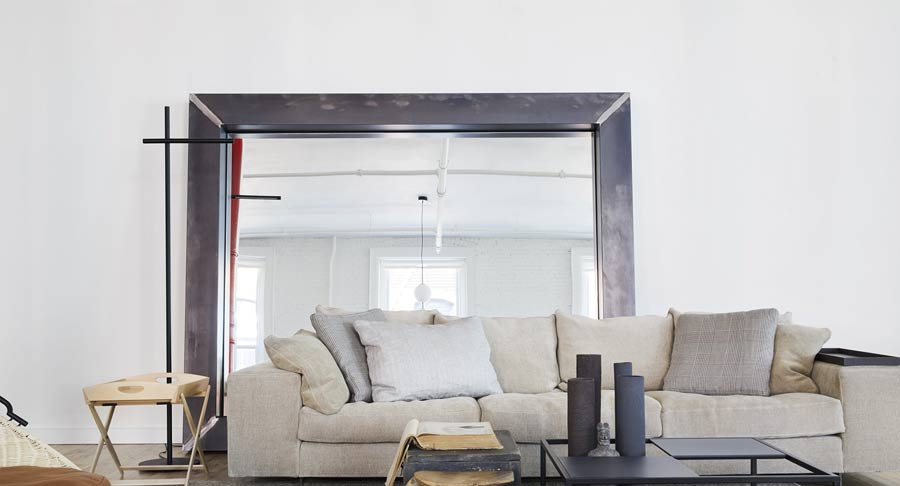Boffi Art Mirror