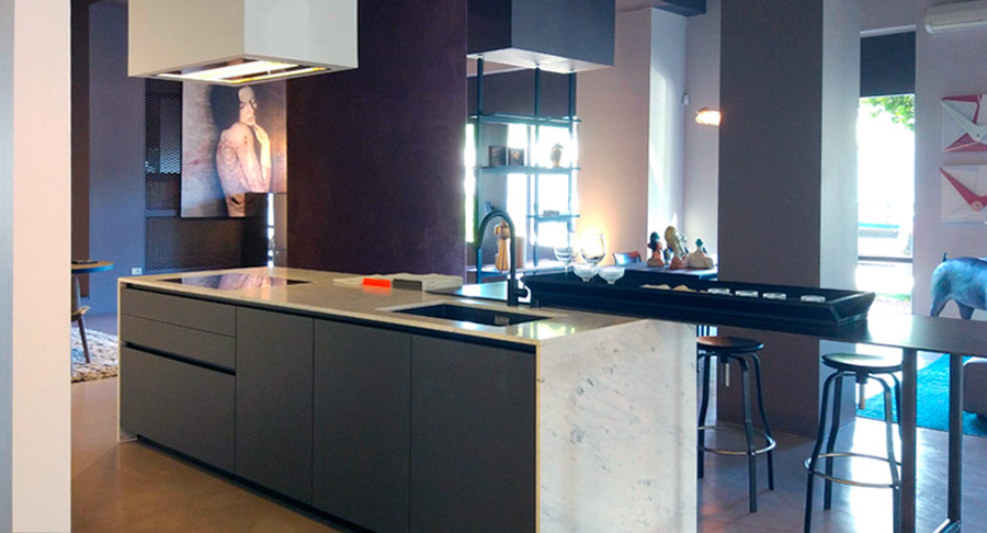 BOFFI KITCHEN XILA OUTLET DESIGN BY LUIGI MASSONI - SHOP