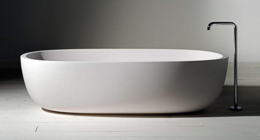 Vasca Da Bagno Boffi Prezzo : Boffi iceland vasca in cristalplant bianco by lissoni shop