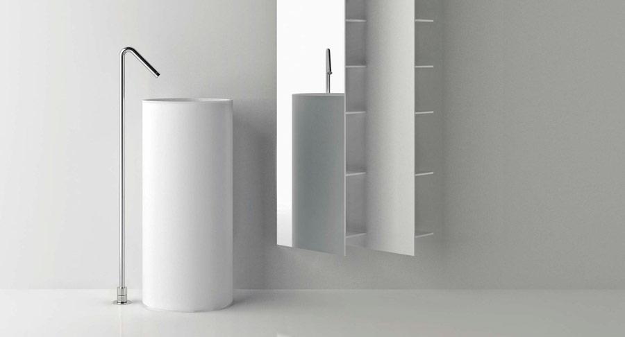Mobili Bagno Freestanding : Boffi sabbia lavabo bagno freestanding shop