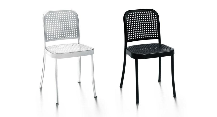 Sedie Di Design Outlet.Silver Sedia De Padova Design Vico Magistretti Shop