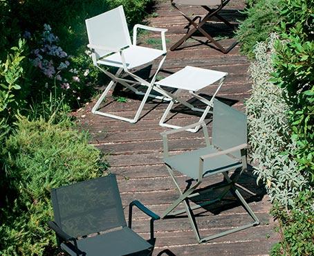 Ciak emu sedia regista per esterno design minimale in for Outlet arredamento design online