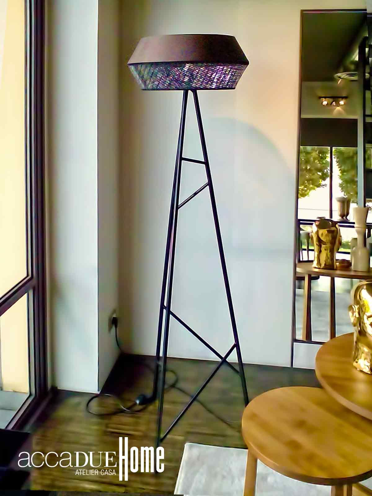 Lampada karman twist da terra design e arredamento for Arredamento design outlet