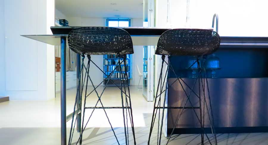 MOOOI Carbon Bar Stool