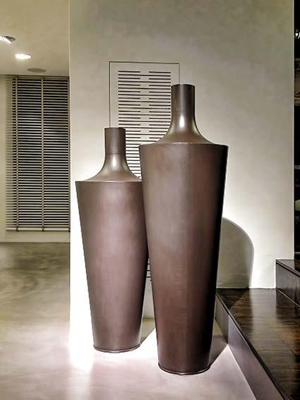 Venduto vaso de castelli collezione eliot 130 e 150 for Vasi per arredo casa