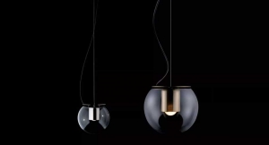 The Globe suspension lamp Oluce | Home furnishings outlet