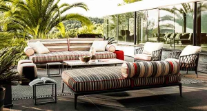 B&B Ribes Sofa Outdoor  | Outlet Arredamento casa